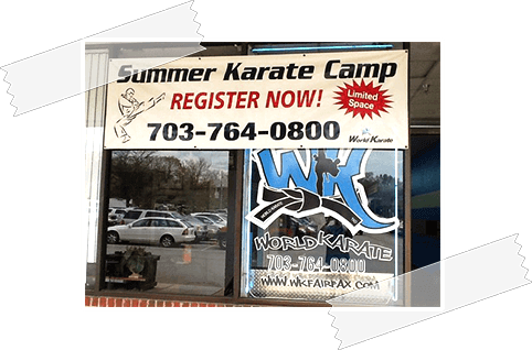 World Karate Summer Camp